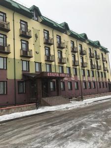 Apartment on Izhorskogo Batalyona