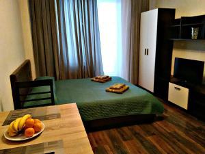 SpbMannia Pulkovo, Apartmány  Petrohrad - big - 2