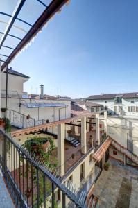 Palazzo Centro, Отели типа «постель и завтрак»  Ницца-Монферрато - big - 98