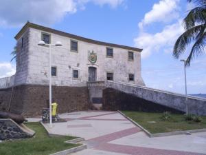 Studio Barra Bahia Flat, Aparthotely  Salvador - big - 45