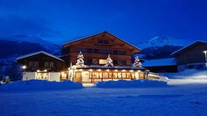 Hotel Wetterhorn, Hotels  Grindelwald - big - 20