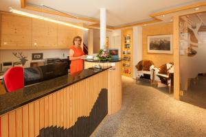 Hotel Hirschen - Grindelwald, Отели  Гриндельвальд - big - 97