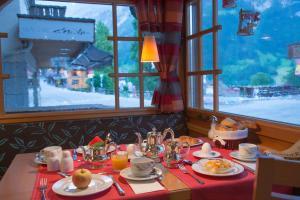 Hotel Hirschen - Grindelwald, Отели  Гриндельвальд - big - 64