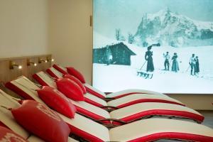 Hotel Hirschen - Grindelwald, Отели  Гриндельвальд - big - 96
