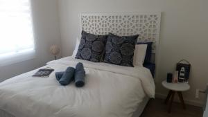 Coral Sands on Muizenberg, Apartmanok  Marina Da Gama - big - 44