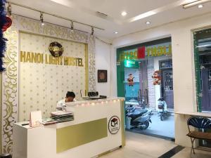 Hanoi Light Hostel, Hostely  Hanoj - big - 67