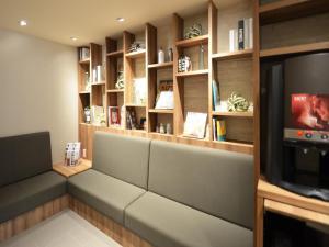 global cabin Tokyo Suidobashi, Kapsulové hotely  Tokio - big - 26