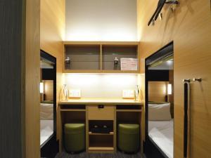global cabin Tokyo Suidobashi, Hotel a capsule  Tokyo - big - 10