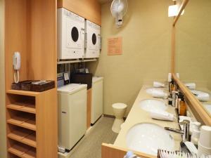 global cabin Tokyo Suidobashi, Kapsulové hotely  Tokio - big - 30