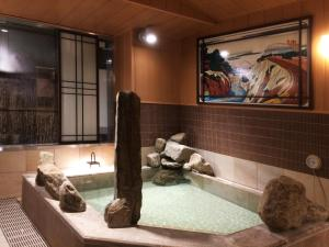 global cabin Tokyo Suidobashi, Kapsulové hotely  Tokio - big - 18