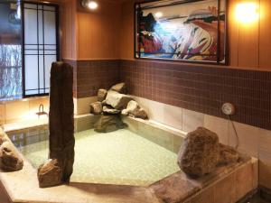 global cabin Tokyo Suidobashi, Kapsulové hotely  Tokio - big - 20