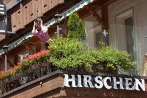 Hotel Hirschen - Grindelwald, Отели  Гриндельвальд - big - 99