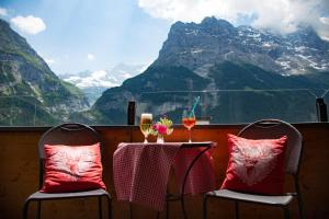 Hotel Hirschen - Grindelwald, Отели  Гриндельвальд - big - 7