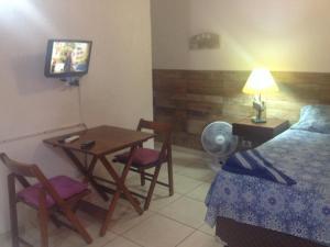 Limoeiro Suites, Penziony  Ubatuba - big - 34