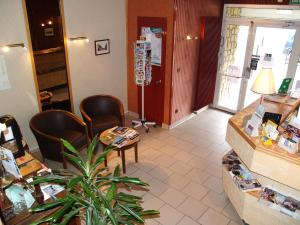 Le Relais Vauban, Hotels  Abbeville - big - 24