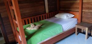 Surya Home Stay, Priváty  Nusa Lembongan - big - 7