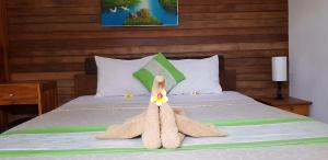 Surya Home Stay, Priváty  Nusa Lembongan - big - 4