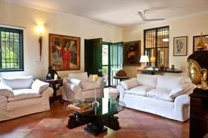 1265 Crescent Villa, Hotels  Candolim - big - 31