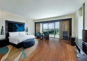 Premium King Room with Resort View & Balcony