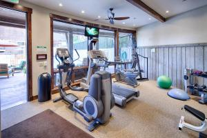Silver Star #802 - 2 Bed TH, Nyaralók  Park City - big - 13