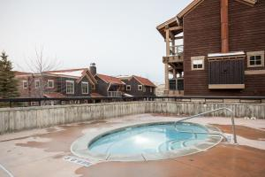 Silver Star #802 - 2 Bed TH, Nyaralók  Park City - big - 17