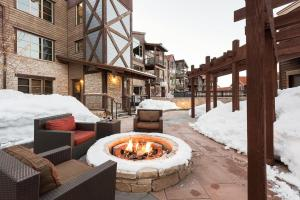 Silver Star #802 - 2 Bed TH, Nyaralók  Park City - big - 20