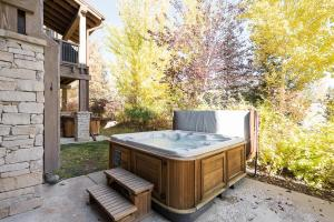 Silver Star #802 - 2 Bed TH, Nyaralók  Park City - big - 28