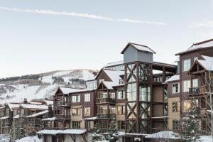 Silver Star #802 - 2 Bed TH, Nyaralók  Park City - big - 33