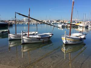 Bon Relax Flat 2, Appartamenti  Sant Pere Pescador - big - 12