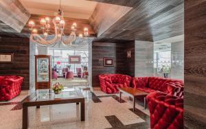 Intourist Hotel, Отели  Запорожье - big - 44