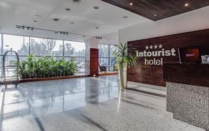 Intourist Hotel, Отели  Запорожье - big - 42