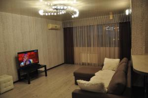 Apartment on Ostrovskogo 67, Ferienwohnungen  Sochi - big - 5