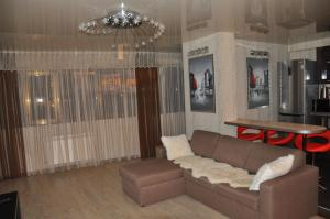 Apartment on Ostrovskogo 67, Ferienwohnungen  Sochi - big - 11