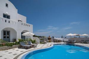 Felicity Villas Santorini Luxushaus (Kamari)