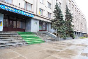 Ukraine Hotel, Hotels  Zaporozhye - big - 80