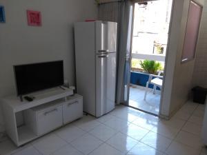 Studio Barra Bahia Flat, Aparthotely  Salvador - big - 48
