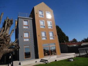 Hotel Entre Tilos, Hotels  Valdivia - big - 37