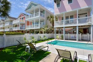 Pink Paradise Home, Holiday homes  Myrtle Beach - big - 10