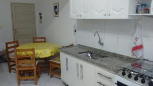 Apto. em Mongaguá, Appartamenti  Mongaguá - big - 11