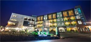Rich Hotel, Отели  Чеджу - big - 33