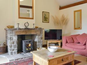 Coed-Y-Gelli Cottage, Ferienhäuser  Llanddewi Rhydderch - big - 9