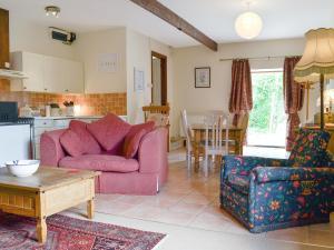 Coed-Y-Gelli Cottage, Ferienhäuser  Llanddewi Rhydderch - big - 12
