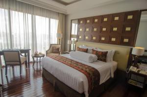 The Sunan Hotel Solo, Hotel  Solo - big - 16