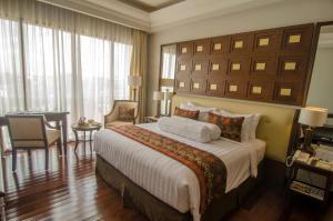 The Sunan Hotel Solo, Hotel  Solo - big - 17