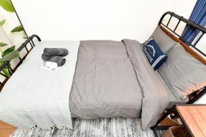 Stylish room in downtown, Apartmanok  Tokió - big - 28