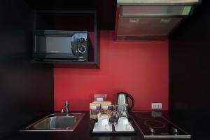 The Picasso Boutique Serviced Residences Managed by HII, Hotely  Manila - big - 4