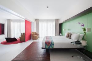 The Picasso Boutique Serviced Residences Managed by HII, Hotely  Manila - big - 17