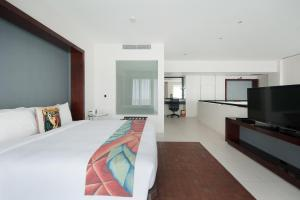 The Picasso Boutique Serviced Residences Managed by HII, Hotely  Manila - big - 11