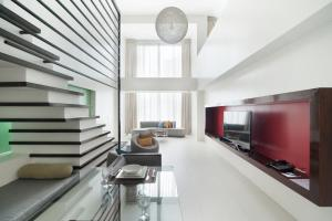 The Picasso Boutique Serviced Residences Managed by HII, Hotely  Manila - big - 9