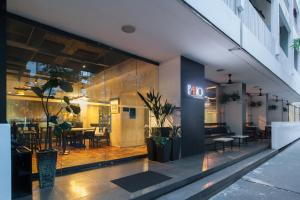 The Picasso Boutique Serviced Residences Managed by HII, Hotely  Manila - big - 31